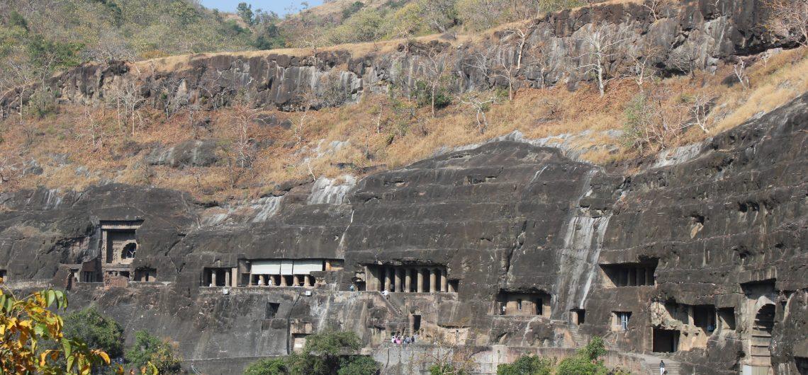Bombay y las cuevas de Ajanta y Ellora