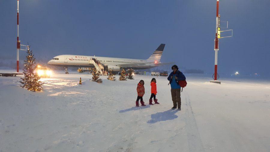 Consejos para viajar a Laponia en familia