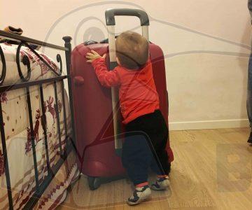 Qué llevar en la maleta para viajar con bebés
