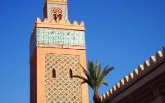Torre marroquí
