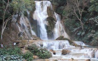 Cascada de Laos
