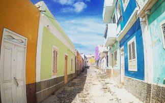 Calle de Cabo Verde