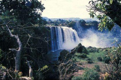 Cascada de Etiopía