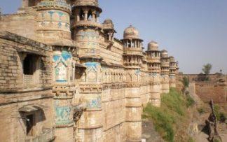 Centro de la India en edificio histórico
