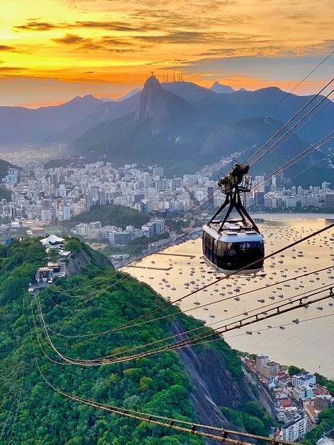 Teleférico de Río de Janeiro