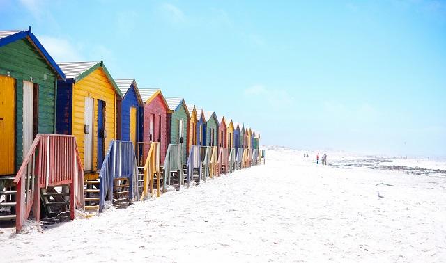 Playa de Muizenberg