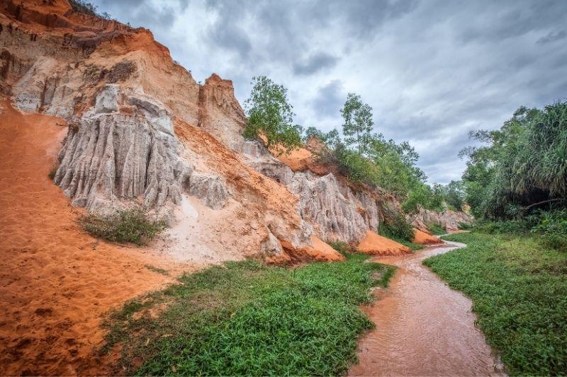 Arroyo de las Hadas Vietnam