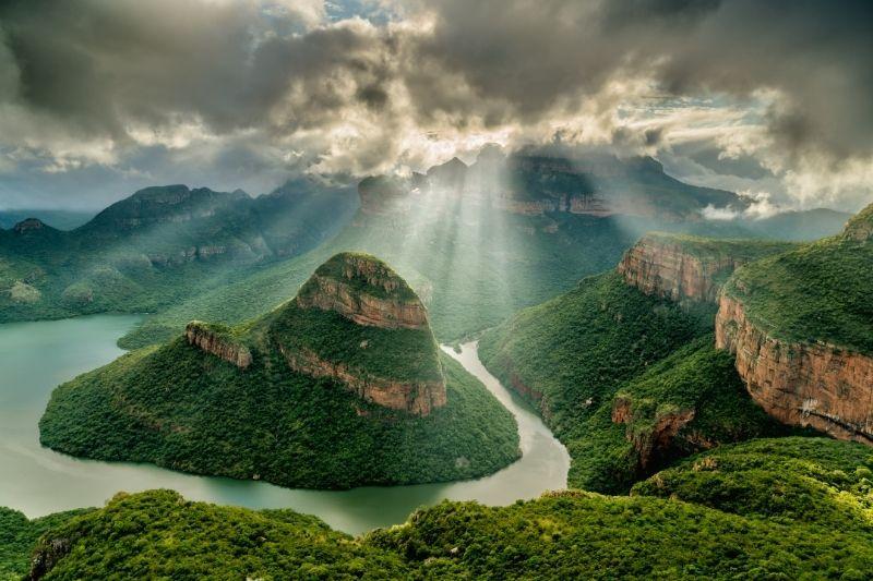 Cañón del Rio Blyde