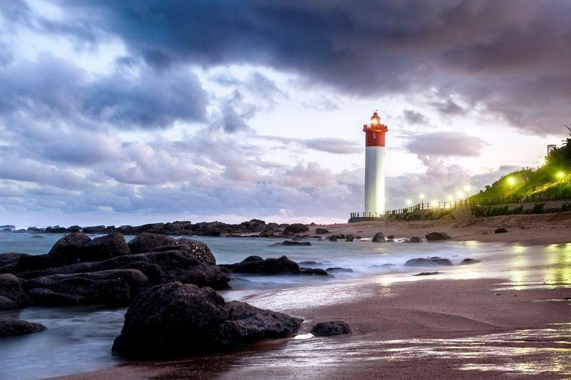 Faro en Durban