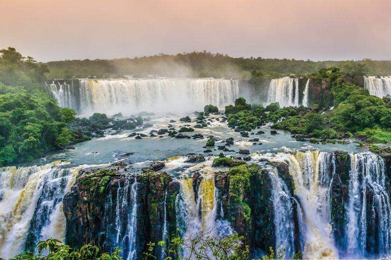 Cascadas del Iguazú