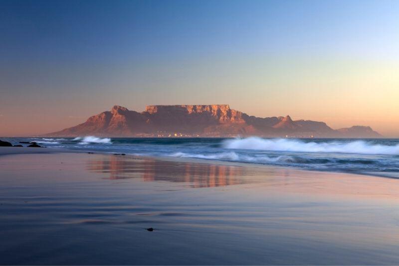 Ir a Sudáfrica
