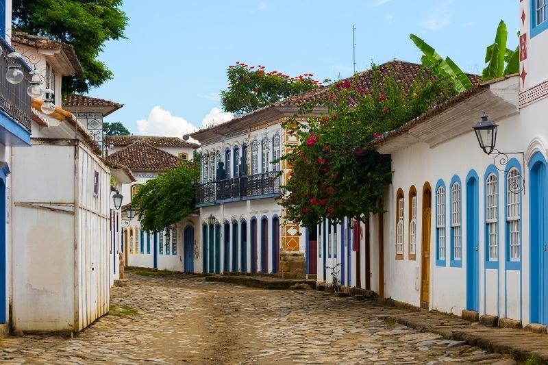 Calle de Paraty