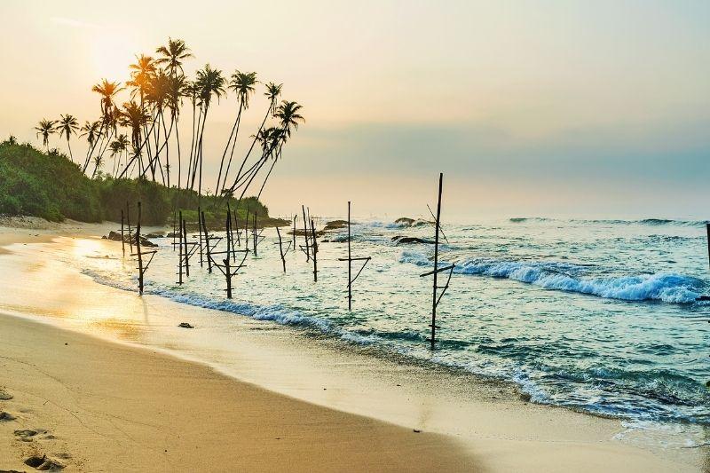 Playa de Ahangama