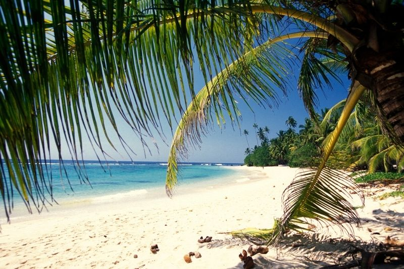 Playa de Hikkaduwa