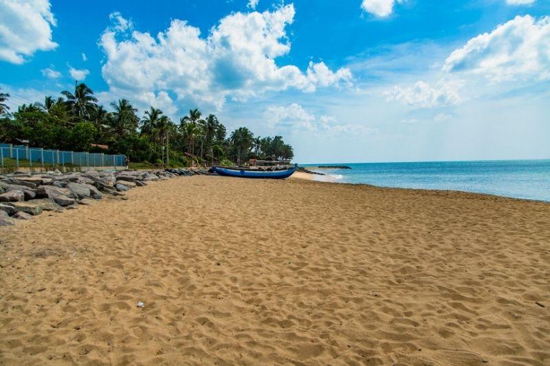 Playa de Negombo