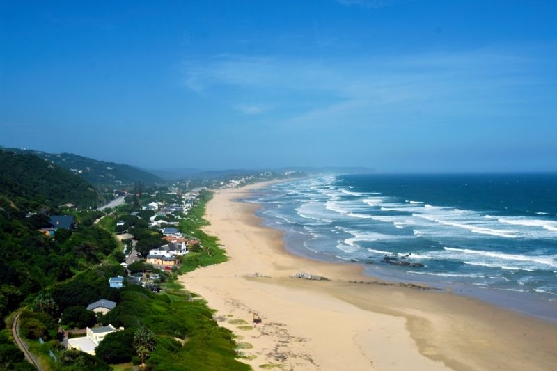Playa de Sudáfrica