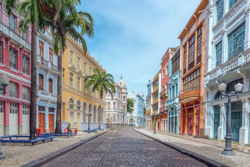 Calle de Recife