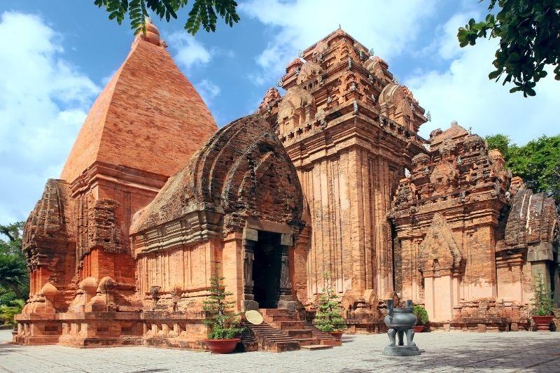 Templo Hindú Na Thrang