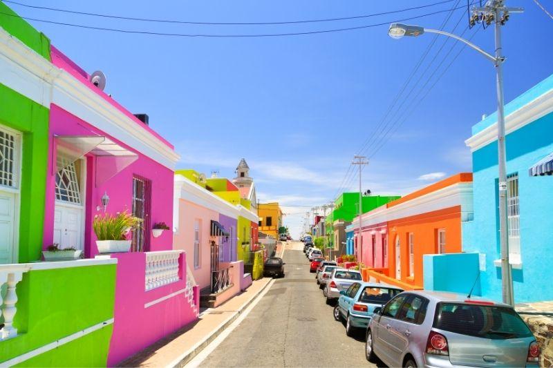 Calle de Bo Kaap