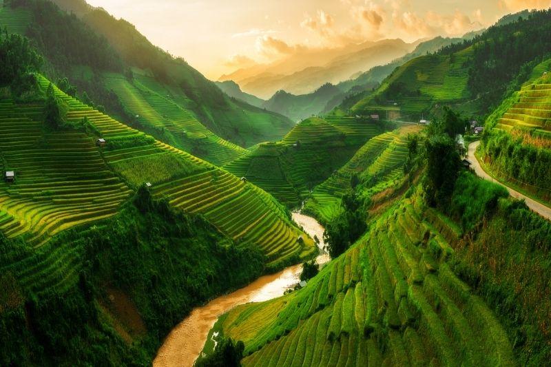 Sapa en Vietnam