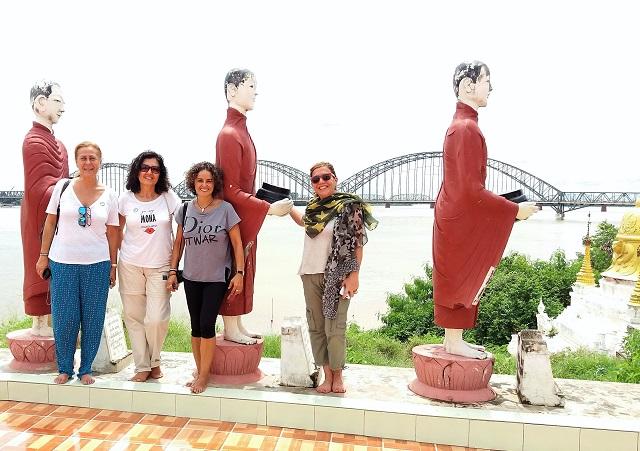 Puente de Birmania