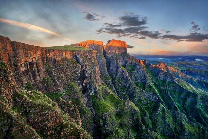 mejores lugares sudáfrica
