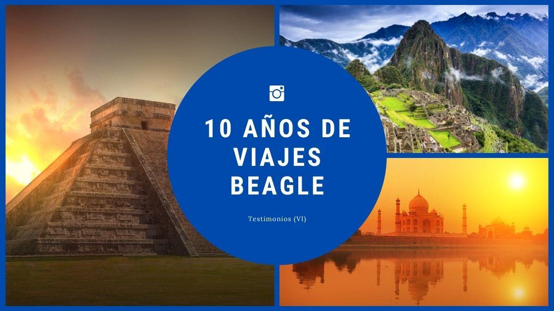 Viajes Beagle VI