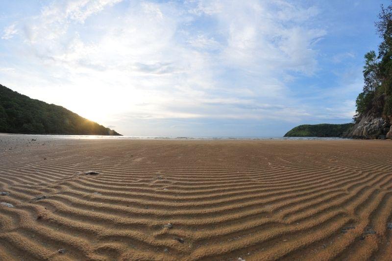 Playa de Con Dao en Vietnam