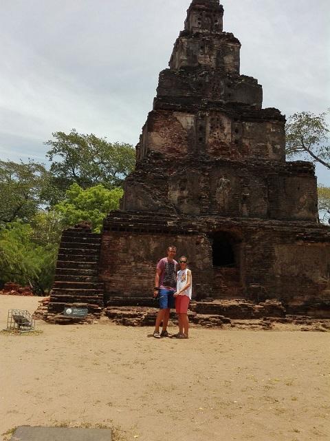 templo de sri lanka