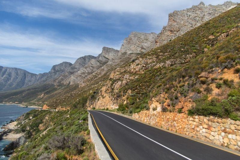 Ruta Jardín en Sudáfrica
