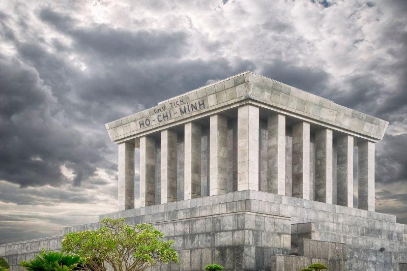 Mausoleo Ho Chi Minh