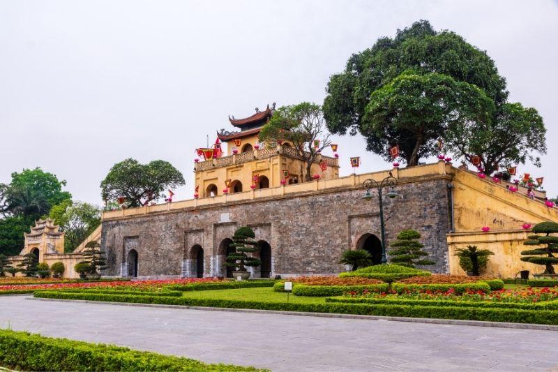 Ciudadela de Thang long