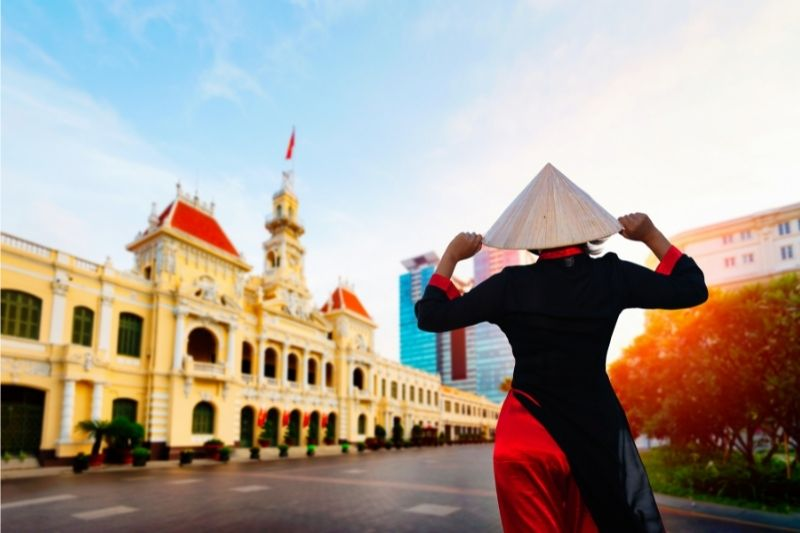 Ciudades de Vietnam