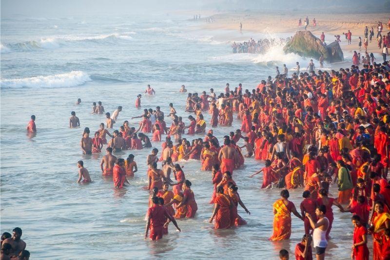 Población India