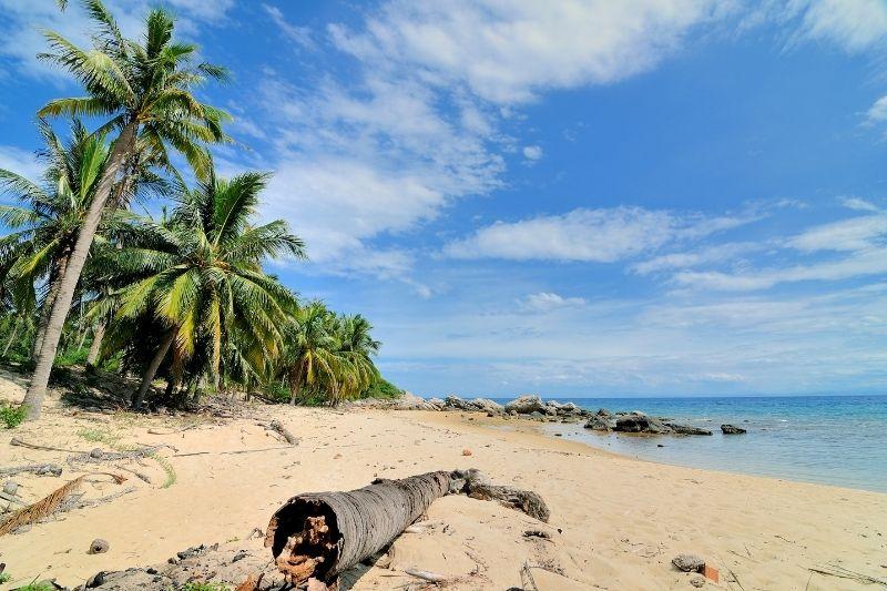Playa de Cham Vietnam