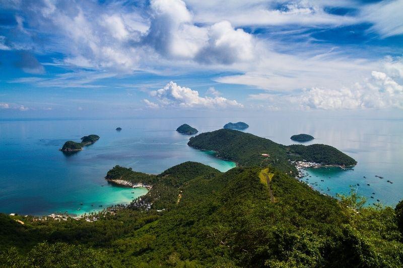 Mejores islas de Vietnam